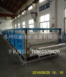0 stainless steel wire annealing furnace