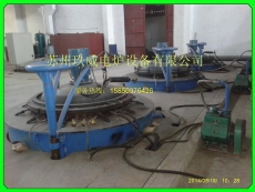 Pit type wind circulation vacuum bright annealing furnace