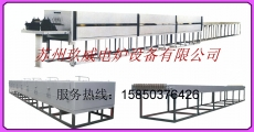 Multi - tube continuous continuous annealing furnace