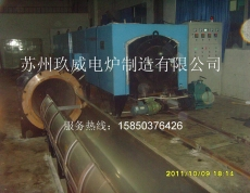 Brass Trolley Type Vacuum Bright Annealing Furnace